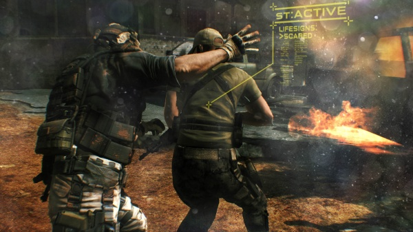 Tom Clancy's Ghost Recon: Future Soldier screenshot 18