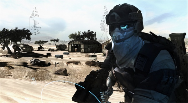 Tom Clancy's Ghost Recon: Future Soldier screenshot 22