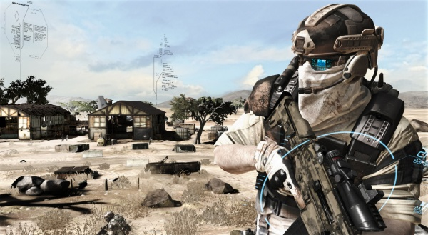 Tom Clancy's Ghost Recon: Future Soldier screenshot 24