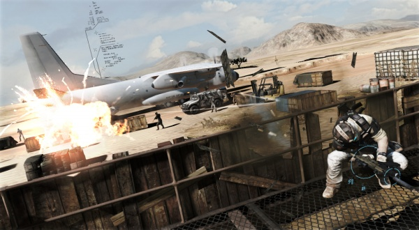 Tom Clancy's Ghost Recon: Future Soldier screenshot 25