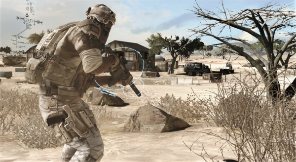 Tom Clancy's Ghost Recon: Future Soldier screenshot 26