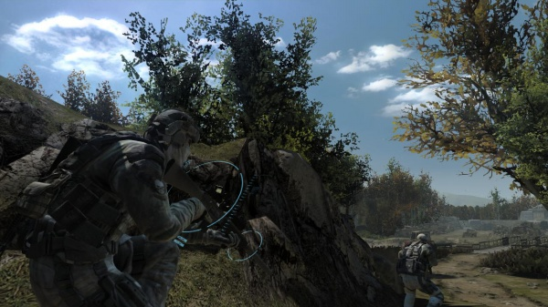 Tom Clancy's Ghost Recon: Future Soldier screenshot 30