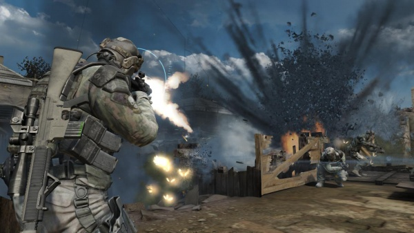 Tom Clancy's Ghost Recon: Future Soldier screenshot 31