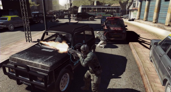 Tom Clancy's Ghost Recon: Future Soldier screenshot 35
