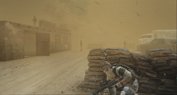 Tom Clancy's Ghost Recon: Future Soldier screenshot 36