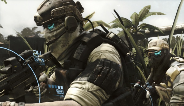 Tom Clancy's Ghost Recon: Future Soldier screenshot 38