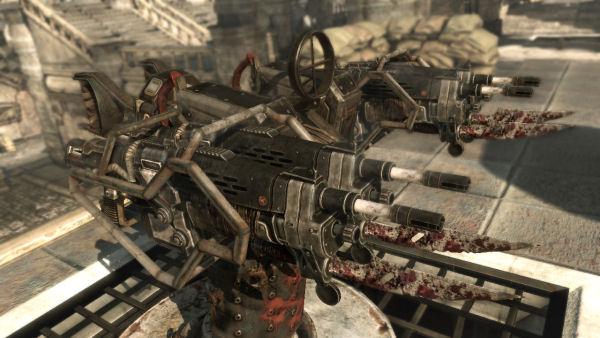 Gears of War 3 screenshot 2
