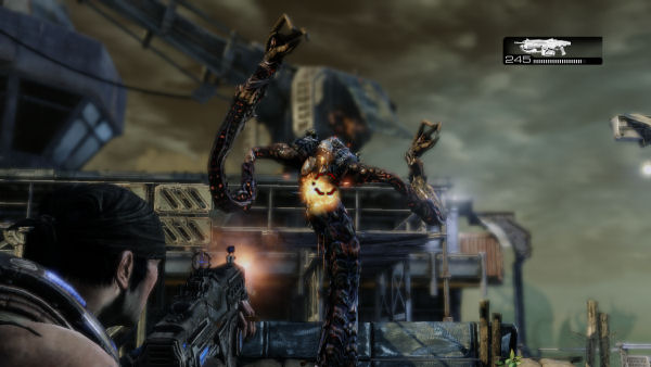 Gears of War 3 screenshot 4