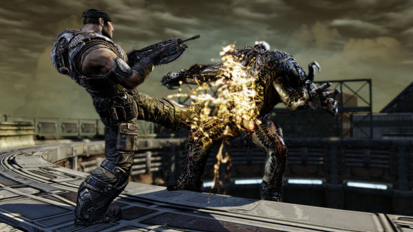 Gears of War 3 screenshot 5