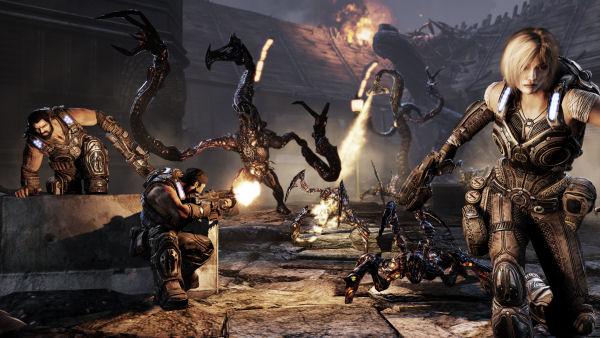 Gears of War 3 screenshot 6