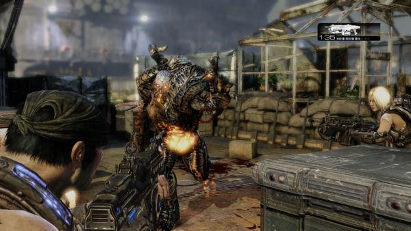 Gears of War 3 screenshot 7