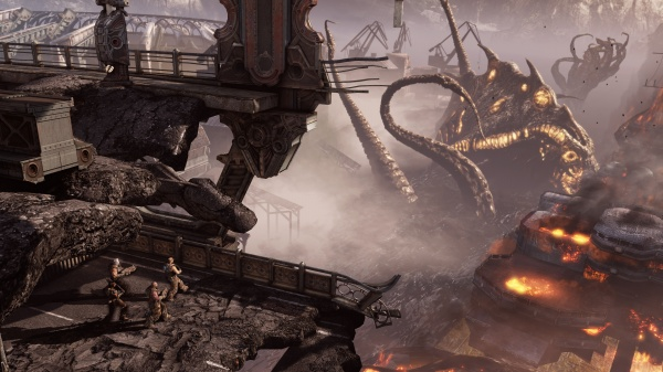 Gears of War 3 screenshot 9