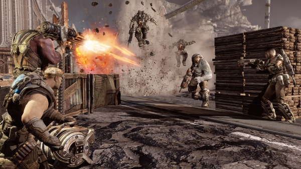Gears of War 3 screenshot 10