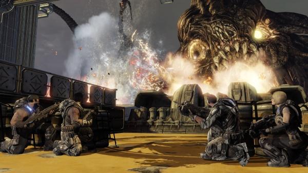 Gears of War 3 screenshot 12