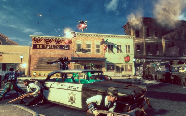 The Bureau: XCOM Declassified screenshot 18