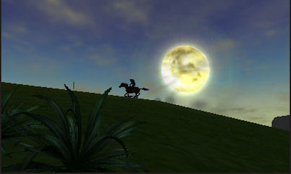 The Legend of Zelda: Ocarina of Time 3D screenshot 1