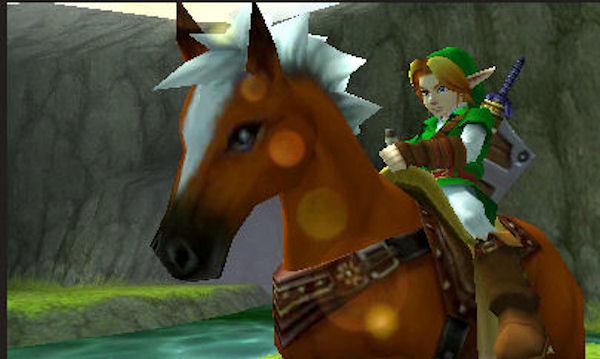 The Legend of Zelda: Ocarina of Time 3D screenshot 4