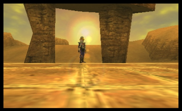 The Legend of Zelda: Ocarina of Time 3D screenshot 8