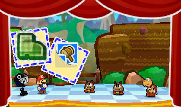 Paper Mario: Sticker Star screenshot 2