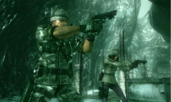 Resident Evil: Revelations screenshot 10