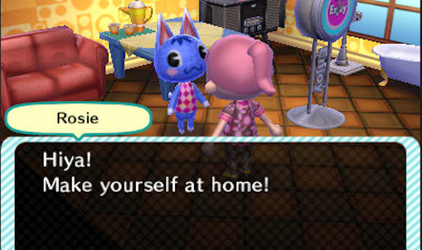 Animal Crossing: New Leaf screenshot 3