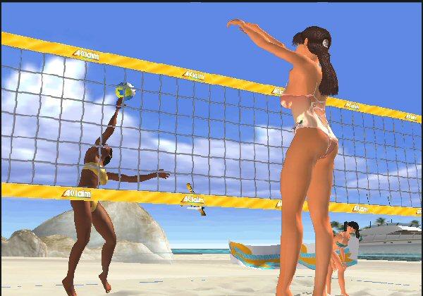 Dead Or Alive Venus Vacation Nude Mod