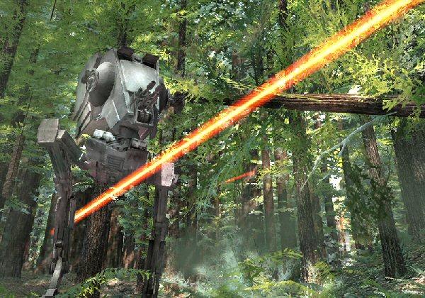 Star Wars Rogue Squadron III: Rebel Strike Screenshot 4