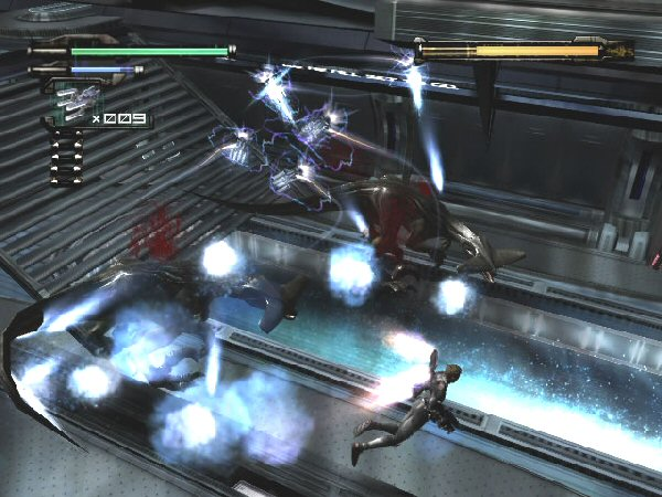 Dino Crisis 3 Screenshot 1 - Xbox - The Gamers' Temple
