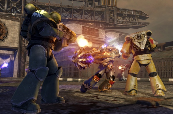 Warhammer 40,000 Space Marine screenshot 34