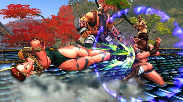 Street Fighter X Tekken screenshot 2