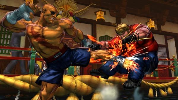 Street Fighter X Tekken screenshot 5