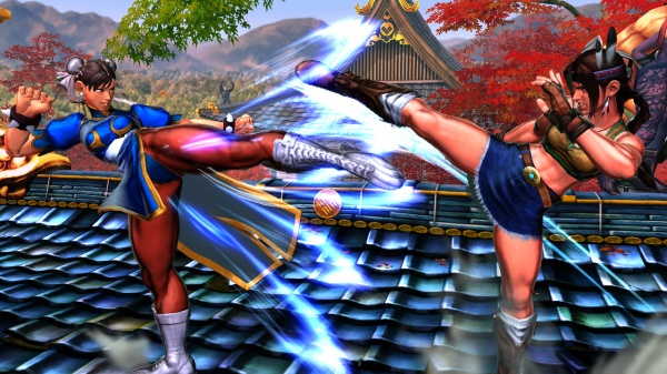 Street Fighter X Tekken screenshot 6