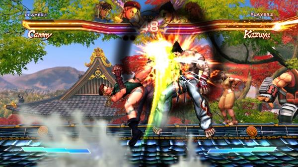 Street Fighter X Tekken screenshot 7
