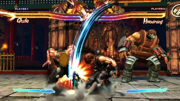 Street Fighter X Tekken screenshot 8