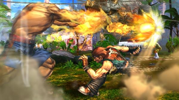 Street Fighter X Tekken screenshot 9