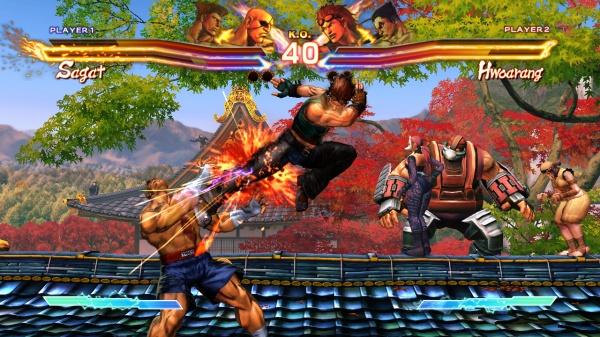 Street Fighter X Tekken screenshot 10