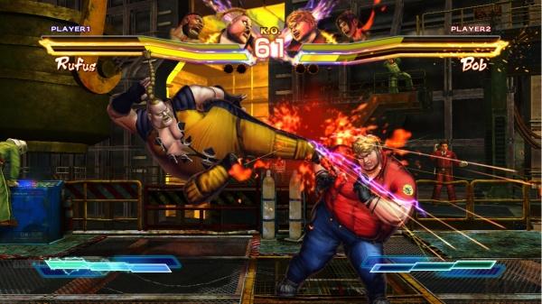 Street Fighter X Tekken screenshot 12
