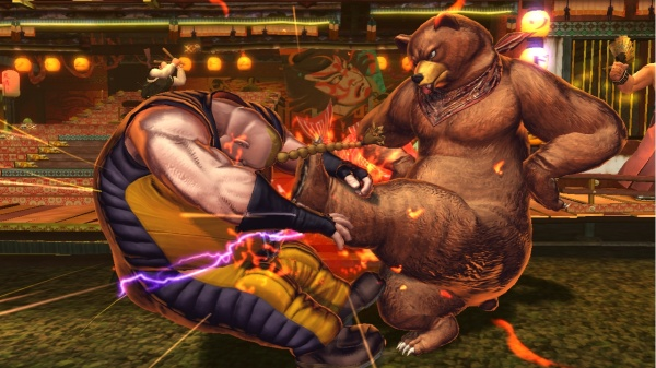 Street Fighter X Tekken screenshot 13