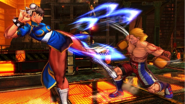 Street Fighter X Tekken screenshot 14
