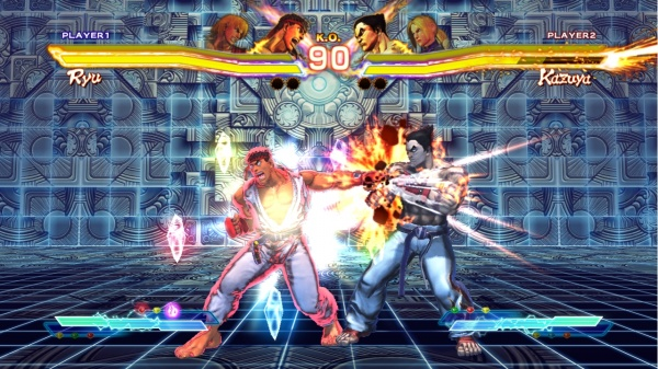 Street Fighter X Tekken screenshot 16