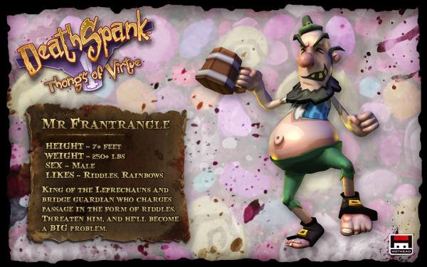 Mr. Frantrangle