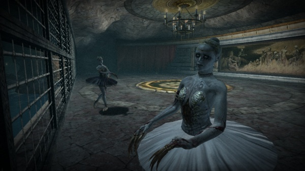 Rise of Nightmares screenshot 1