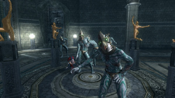 Rise of Nightmares screenshot 2