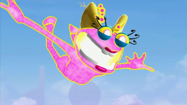 Ms. Splosion Man screenshot 1