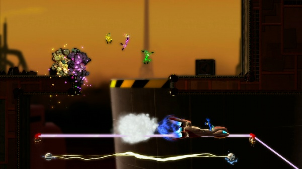 Ms. Splosion Man screenshot 6