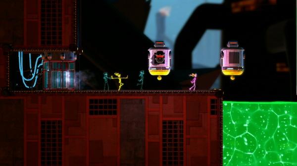 Ms. Splosion Man screenshot 8