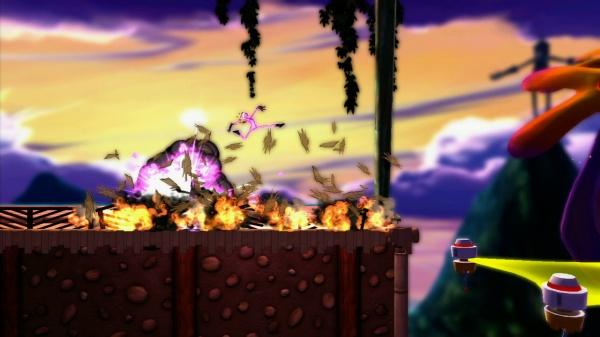 Ms. Splosion Man screenshot 16