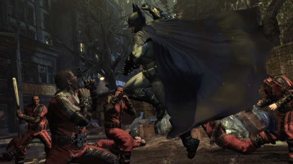 Batman: Arkham City screenshot 15