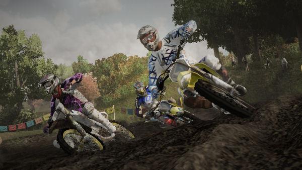 MX vs. ATV Alive screenshot 1
