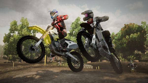 MX vs. ATV Alive screenshot 3
